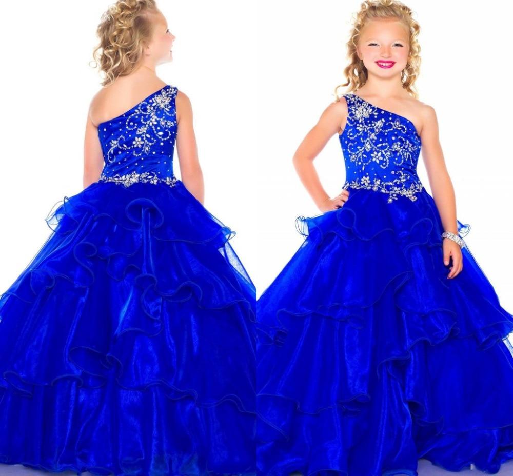 New style navy blue flower girl dresses for weddings sexy for Blue dresses for a wedding