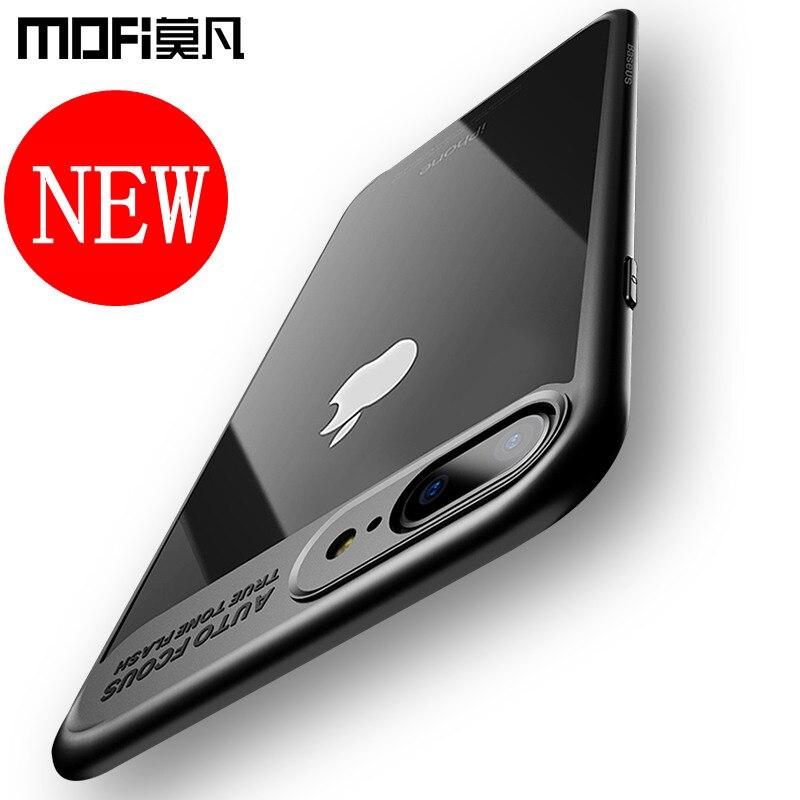 8 plus case for iPhone 8 case cover transparent silicone edge capas new fundas for iPhone 8 plus cover original for iPhone8 case
