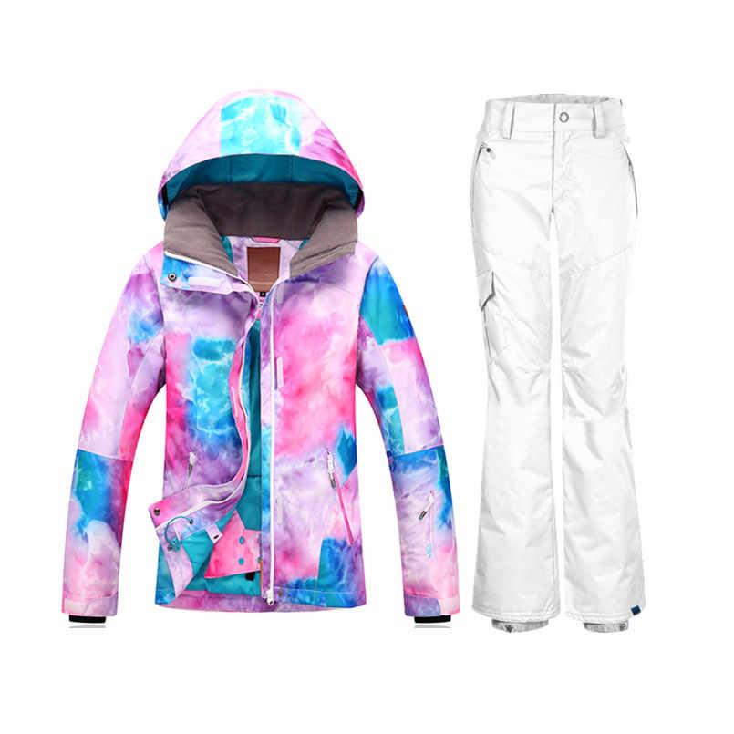 Подробнее Обратная связь Вопросы о 2018 GSOU лыжный костюм женский ... a5e3a02f4ea6f