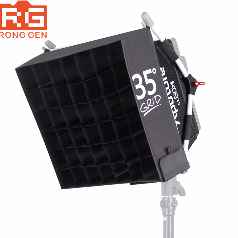 Aputure Easy EZ Box+ Diffuser Softbox Aputures Easy Box Diffusor + Fabric Grid Kit for 672 528 light cтеппер bs 803 bla b ez