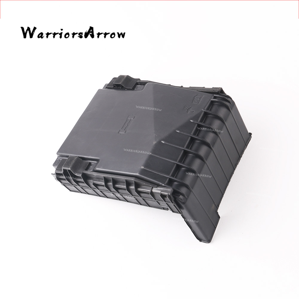 hight resolution of warriorsarrow black relay panel fuse block cover trim for vw jetta golf gti mk6 2007 2014