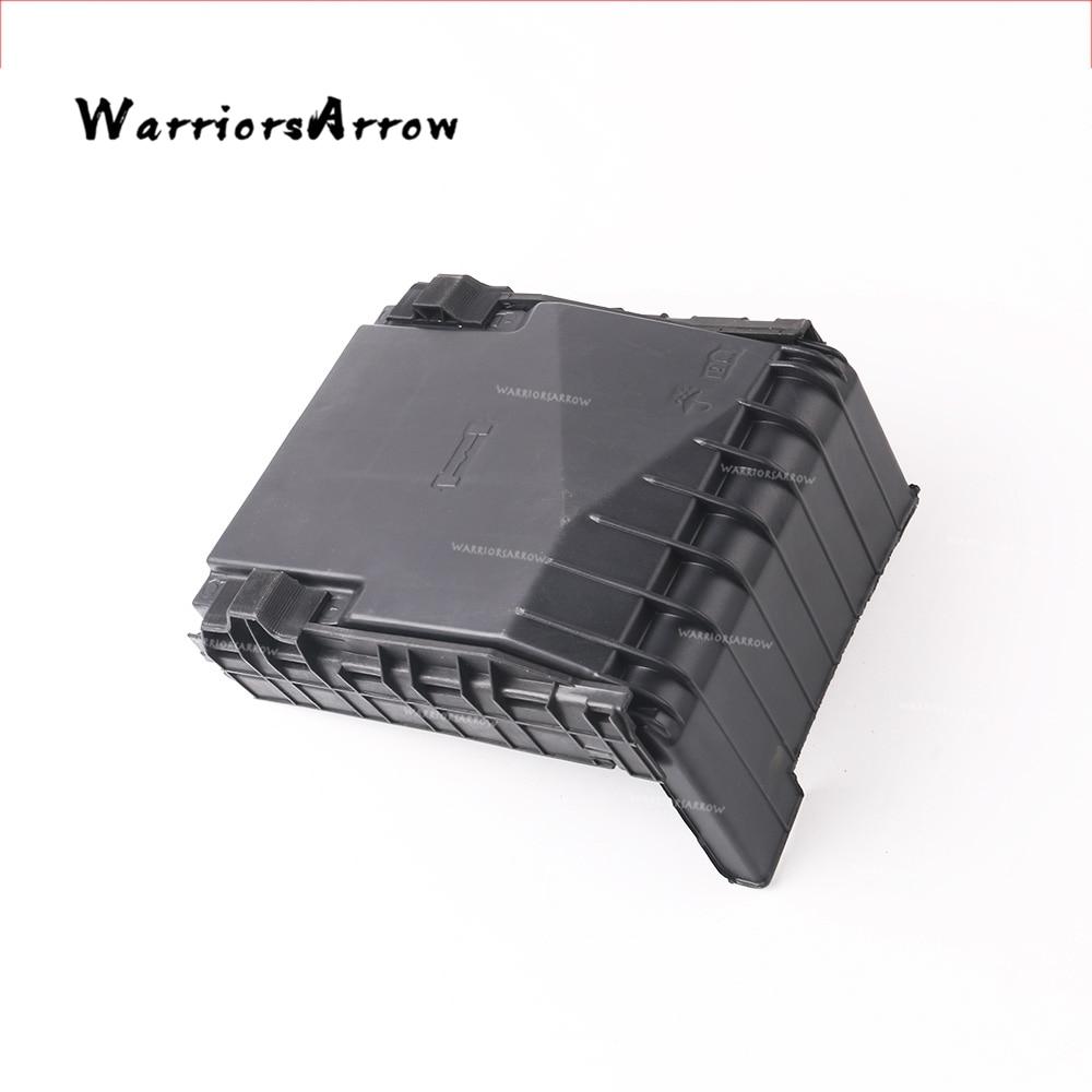 warriorsarrow black relay panel fuse block cover trim for vw jetta golf gti mk6 2007 2014 [ 1000 x 1000 Pixel ]