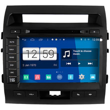 Winca S160 Android 4.4 System Car DVD GPS Headunit Sat Nav for Toyota Land Cruiser 200 ( 2008-2012 ) with Wifi / 3G Host Radio