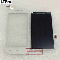 TOP Quality Replacement Touch Panel Digitizer LCD Display Screen For Lenovo A706 Mobile Phone Spare Parts
