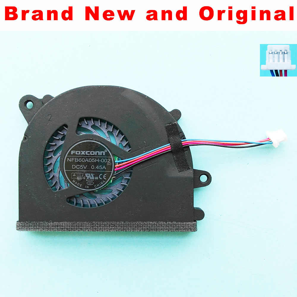 SWCCF New Laptop CPU Cooling Fan for Toshiba Satellite U920 U920T U925T-S2120 U925T-S2300 G61C00016210 NFB60A05H-002 P000564000
