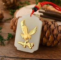 Discount Hot Sales Good Quality Jade Pendants For Men Women Jewelry Necklaces Free Shipping