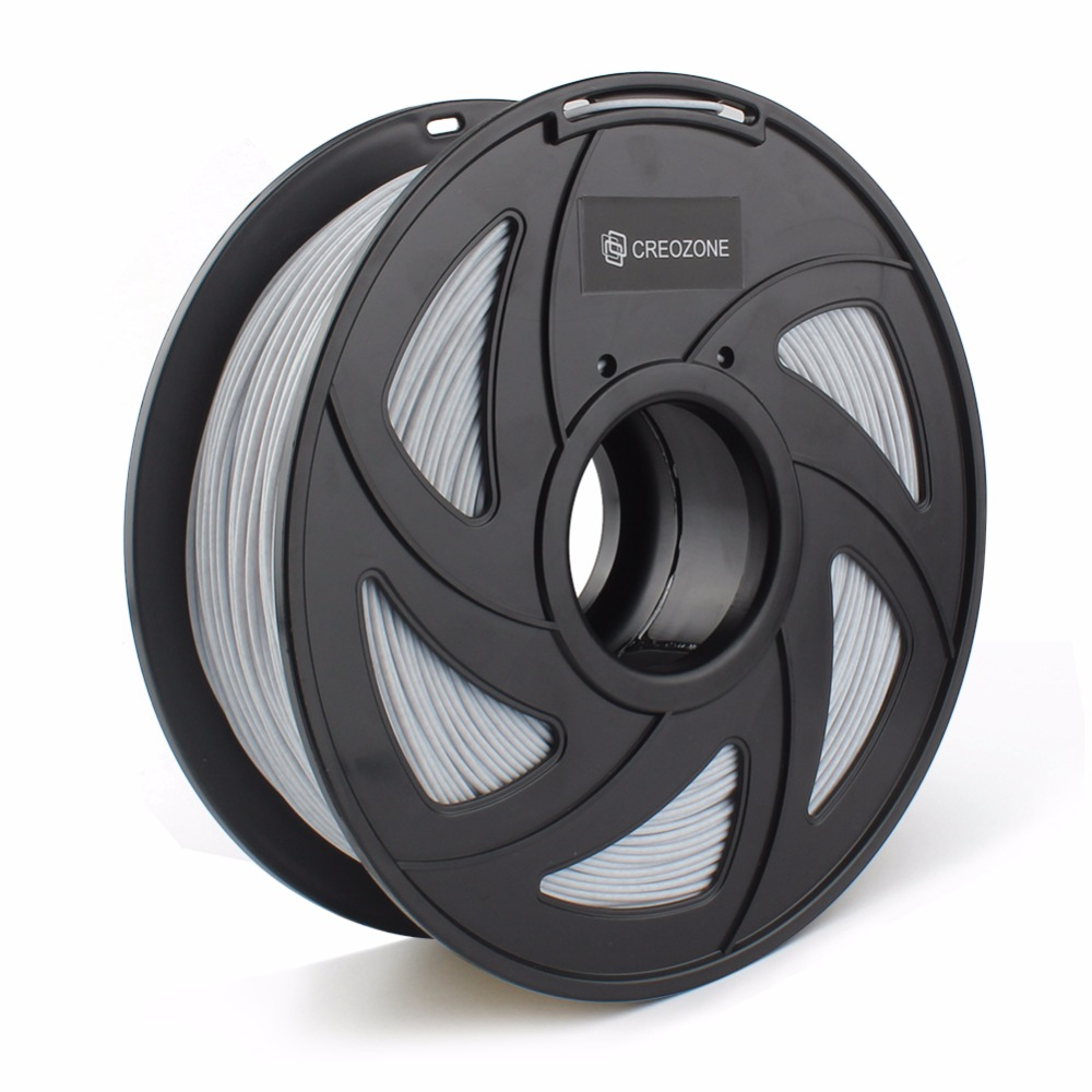 Clever Creozone Premium Qualität 3d Kunststoff Marmor Pla Filament 1,75mm 1 Kg Für 3d Drucker Filament Dimensional Genauigkeit Von + /-0,03mm