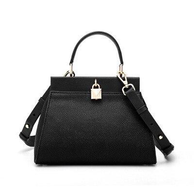 Bagaj ve Çantalar'ten Omuz Çantaları'de Marka Kadın Çanta Hakiki Deri Kadın askılı çanta Lüks Tasarımcı Kadın Moda Omuz crossbody çanta Gerçek Deri Çanta'da  Grup 2