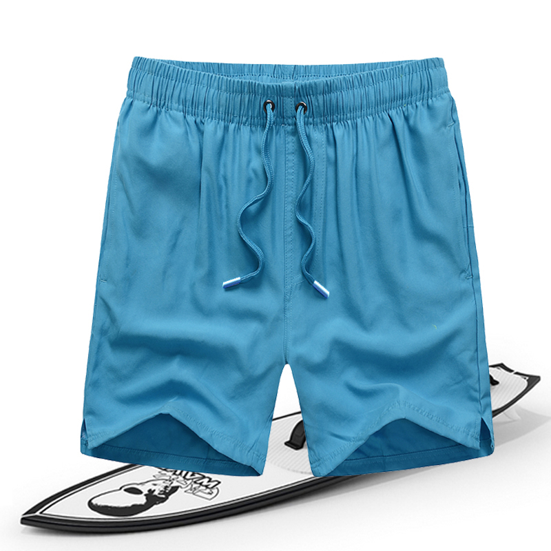 2018 New Arrivals Men Beach Shorts Brand Quick Drying Men Short Casual Pants Plus Size XXXL Sweatpants board shorts
