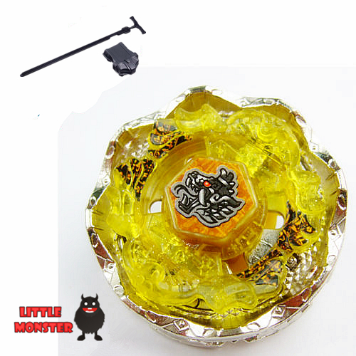 1pcs Beyblade Metal Fusion 4D set DEATH QUETZALCOATL 125RDF BB119 kids game toys children Christmas gift