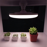 フルスペクトラムを育てるライト電球キャビネット植物電球用野菜花観葉植物led成長ライトufo形状屋内植物
