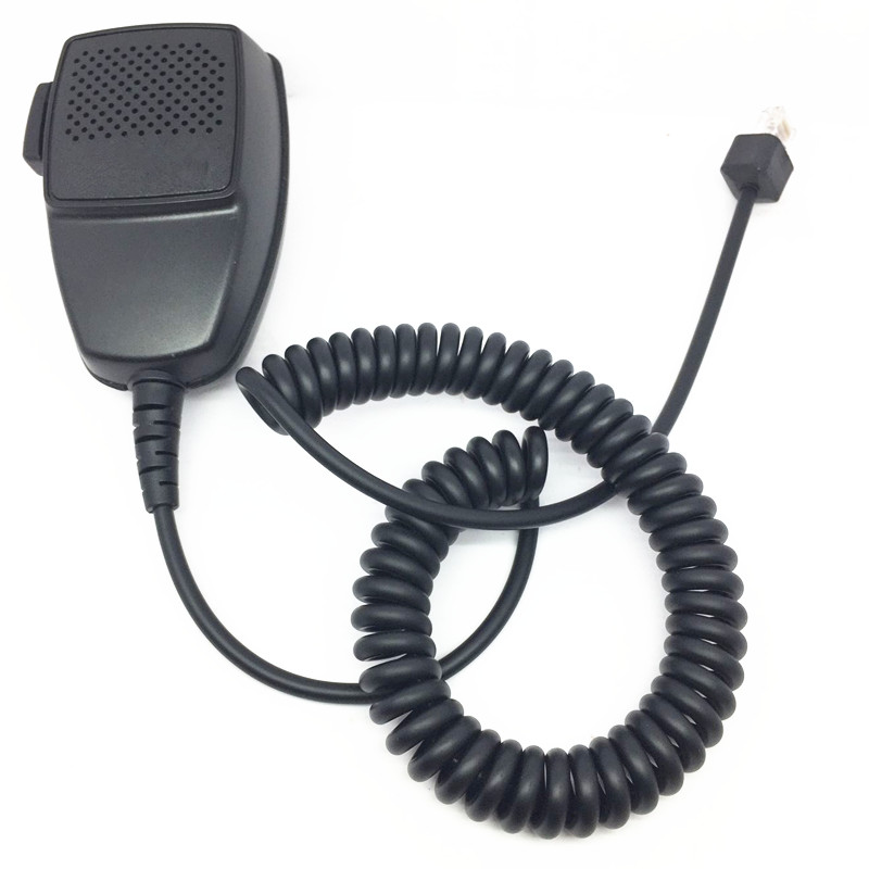 Walkie-talkie <font><b>microphone</b></font> for <font><b>Motorola</b></font> <font><b>GM300</b></font> GM340 GM350 GM360 GM380 GM398 GM640 GM660 GM950 GM1280 image
