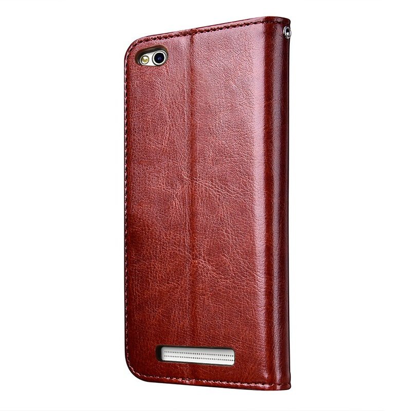 Business Case For Xiaomi Redmi 4A Cases Cover Flip Wallet Conque Case 5.0 Inch For Xiaomi Redmi 4A Cases Leather TOMKAS  (11)