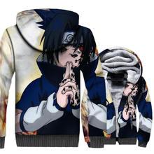 Naruto Uchiha Sasuke 3D Hoodie