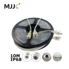 LED Strip Waterproof IP68 10M 300 SMD 5050 Flexible Ribbon Lights 12V RGB Warm Daylight Cool White LED Stripes Outdoor