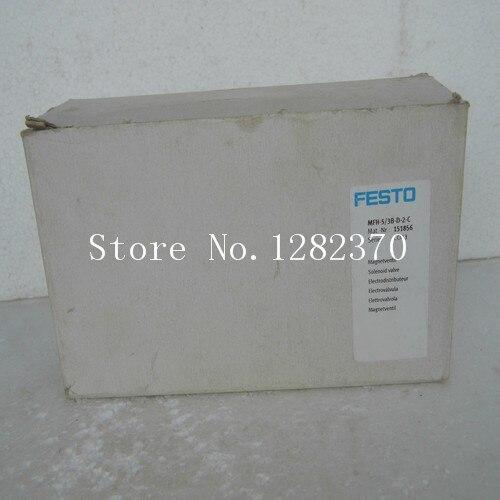 [SA] New original special sales FESTO solenoid valve MFH-5 / 3B-D-2-C spot 151856 [sa] new original authentic special sales festo solenoid valve vl 5 3g d 2 c spot 151848