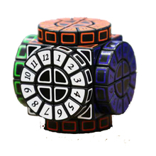 Strange Sharp Magic Speed Cube TimeMachine Educational Learning Challenge Puzzle Cube For Children Kids Competition Magico