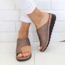 Женская обувь; коллекция года; туфли на плоской подошве с открытым носком; chaussures femme; Босоножки на платформе; женская обувь на танкетке; летние тапочки; Zapatilla