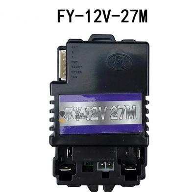27.145mhz electric car FY-12V-27m receiver,rc car aircraft shape remote control Children toy car remote control and receiver