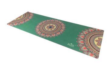 183*61 cm * 3.5mm Suède Gym Aérobic Tapis De Yoga Anti-dérapant En Plein Air Garder la Forme Coussin Portable pad Tapis de Fitness Perdre Du Poids Tapis De Yoga