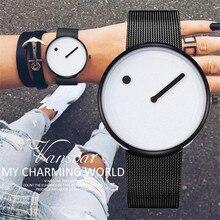 hot deal buy vansvar 2019 men casual analog quarts watches fashion mesh watches men's watches quartz analog watches gift relogio masculino