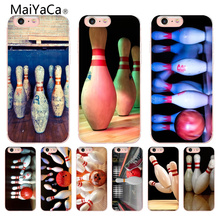 MaiYaCa Dilapidated Bowling Stadium Colorful Cute Phone Accessories Case for Apple iPhone 10 8 7 6 6S Plus X 5S SE Mobile Cases