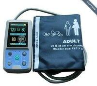 CE 24Hrs Automatic Ambulatory Blood Pressure Monitor\patient Moni,adult cuff