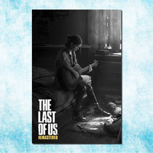 The Last Of Us Art Silk Canvas Poster Print Zombie Survival Horror Action TV Game Pitcures 13x20 24x36 inches (more)-4 цена 2017