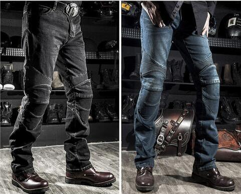 KOMINE jeans jeans motorcycle jeans riding on the road Fall jeans four-piece protection distribution 233(China)