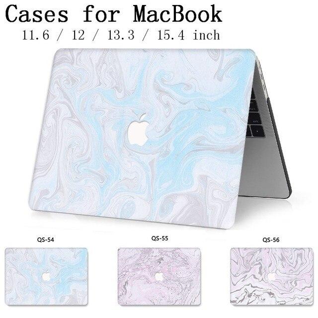 Mode chaud pour ordinateur portable MacBook ordinateur portable housse housse pour MacBook Air Pro Retina 11 12 13 15 13.3 15.4 pouces tablette sacs Torba