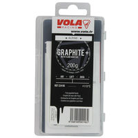 VOLA Fluorinated Graphite Base Wax For GS Super G And Downhill On Old Wet And Made