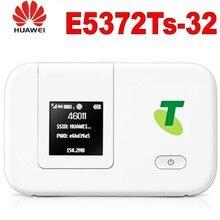 tianjie 3g 4g mifi router high speed unlock wifi lmodem gsm umts wcdma lte fdd tdd sim card slot carfi pocket hotspot universal Unlocked Huawei E5372s 4G MIFI LTE TDD 2300Mhz mobile wifi hotspot router