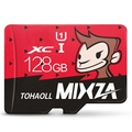 MIXZA TOHAOLL SDHC Micro SD Card Monkey Year Limited Edition 128GB 64GB 32GB 16GB 8GB Memory Cards Storage Device