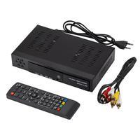 BEESCLOVER 32X16Mbit Satellite TV Receiver Smart Digital Satellite TV Receiver DVB T2+DVB S2 FTA 1080P Decoder Tuner MPEG4 r25