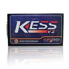 Hohe Qualität KESS V2 2,30 Obd2-manager Tuning Kit Kess V2 master kein token begrenzte + ecm titanium v1.61 mit 26000 + fahrer
