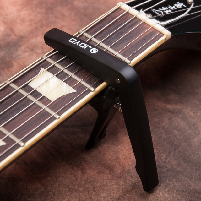 Guitar Capo with Picks