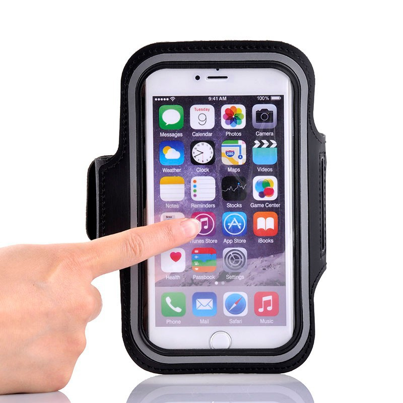 4,5-5,1 дюймов Спорт повязку чехол для случая iphone 6s Бег Фитнес телефон чехол для Apple iphone 6s 6 Arm сумка