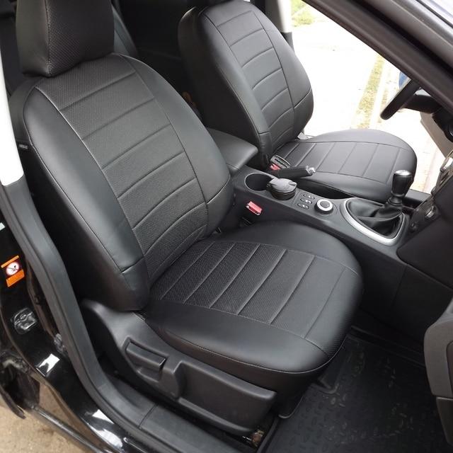 Для Nissan Note 2005-2013 специальные чехлы для сидений автомобиля полный комплект автопилот из эко-кожи