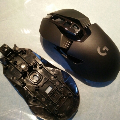 1 set original mouse housing mouse top shell and bottom shell for logitech G900 wireless mouse