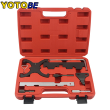 Engine Camshaft Timing Locking Tool Set Kit For Ford Focus 1.6 Mazada 1.6 Eco Boost engine timing tool kit camshaft locking tool set for mercedes a b c e class m133 m270 m274