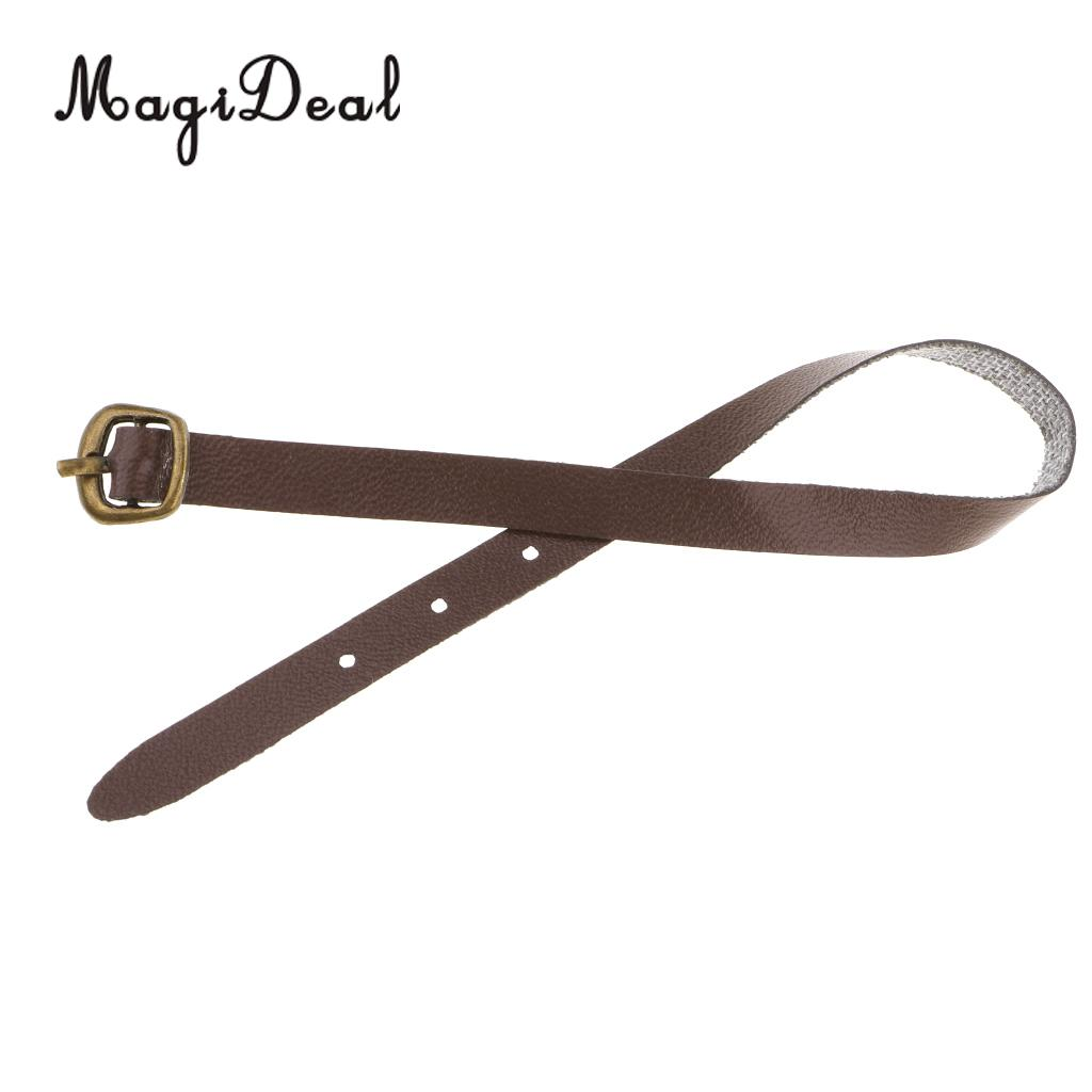 1//6 Scale Male PU Leather Belt for 12inch Enterbay   Action Figure Body