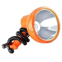 Hot JUJINGYANG 12v 1000m fishing lamp 50W led light Vehicle mounted LED searchlight Super bright portable spotlight