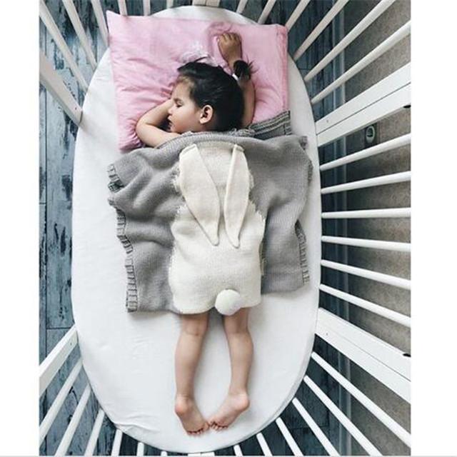 Baby Rabbit Blankets