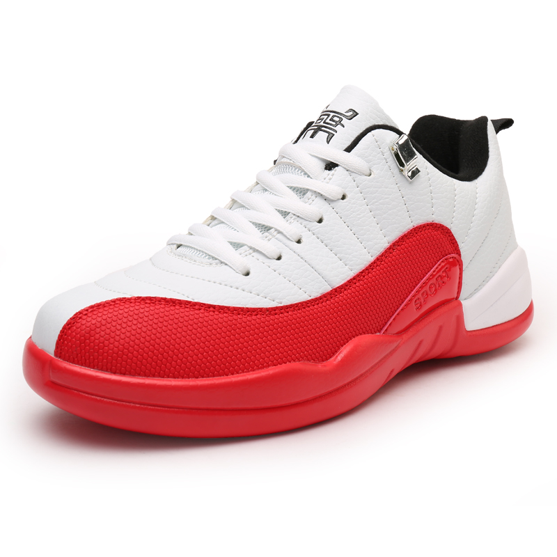 Mens Low Top Basketball Shoes 2016 Leather Basketball Shoes For ...