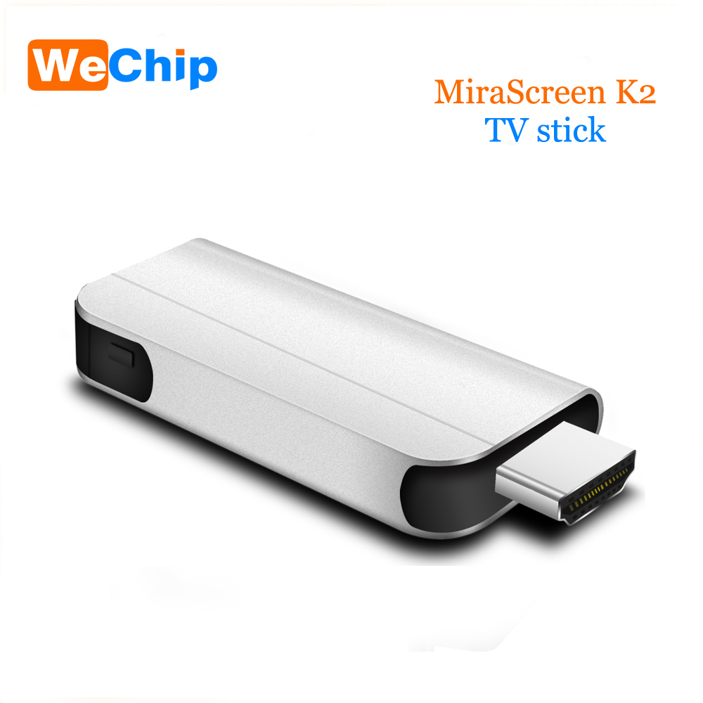 K2 TV Stick Wireless WiFi Display Dongle Miracast DLNA Suppost 1080 HD for Android IOS Smart Phone Tablet PC PK Anycast M2 Plus