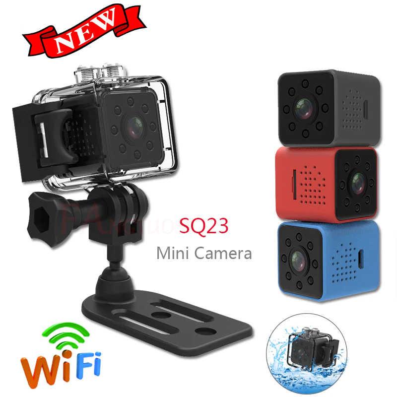 SQ11 SQ12 SQ13 SQ23 HD Mini Camera Espia Oculta Portable Body Camcorder Small DVR Gizli Kamera Micro Cam Support Hidden TF Card