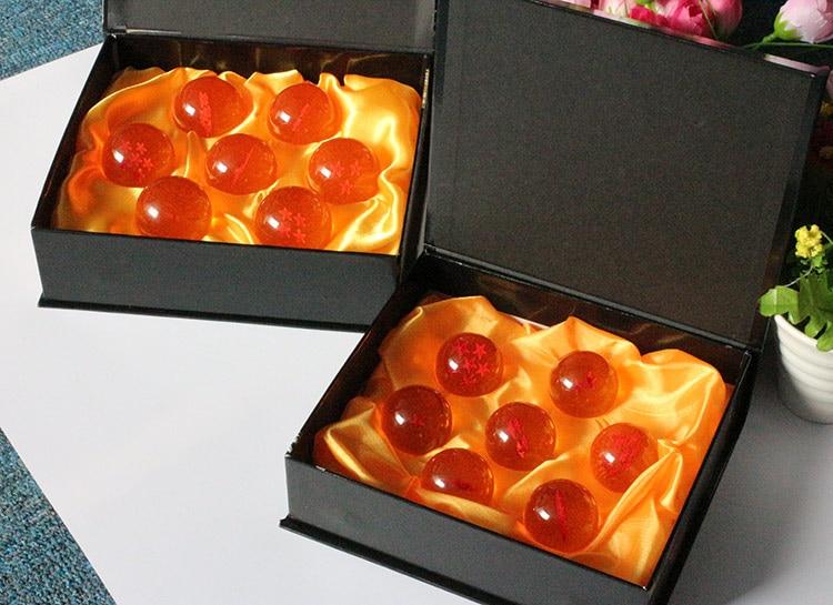 2 Sets Collectible Dragon Balls