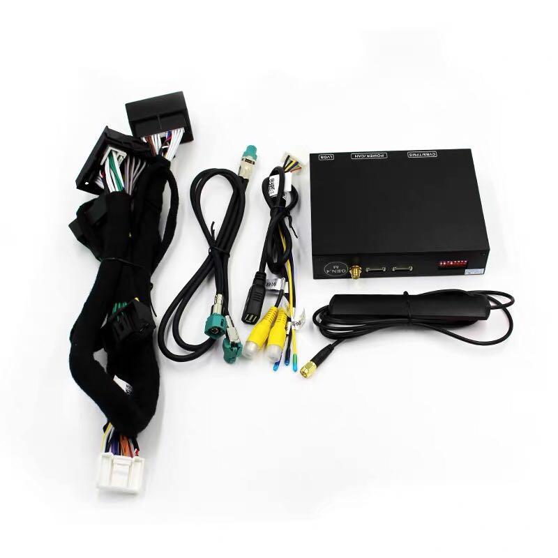 Sinairyu Wireless Smart Link Apple CarPlay Dongle for