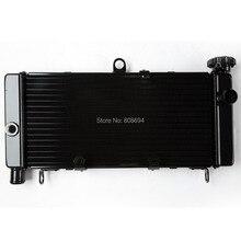 Grzejnik aluminiowy System Chłodzenia Chłodnicy Dla Honda CB 600 F CB600 1998-2005 00 01 02 PC34 CB600 Hornet CB 600 HORNET600 2006-2007