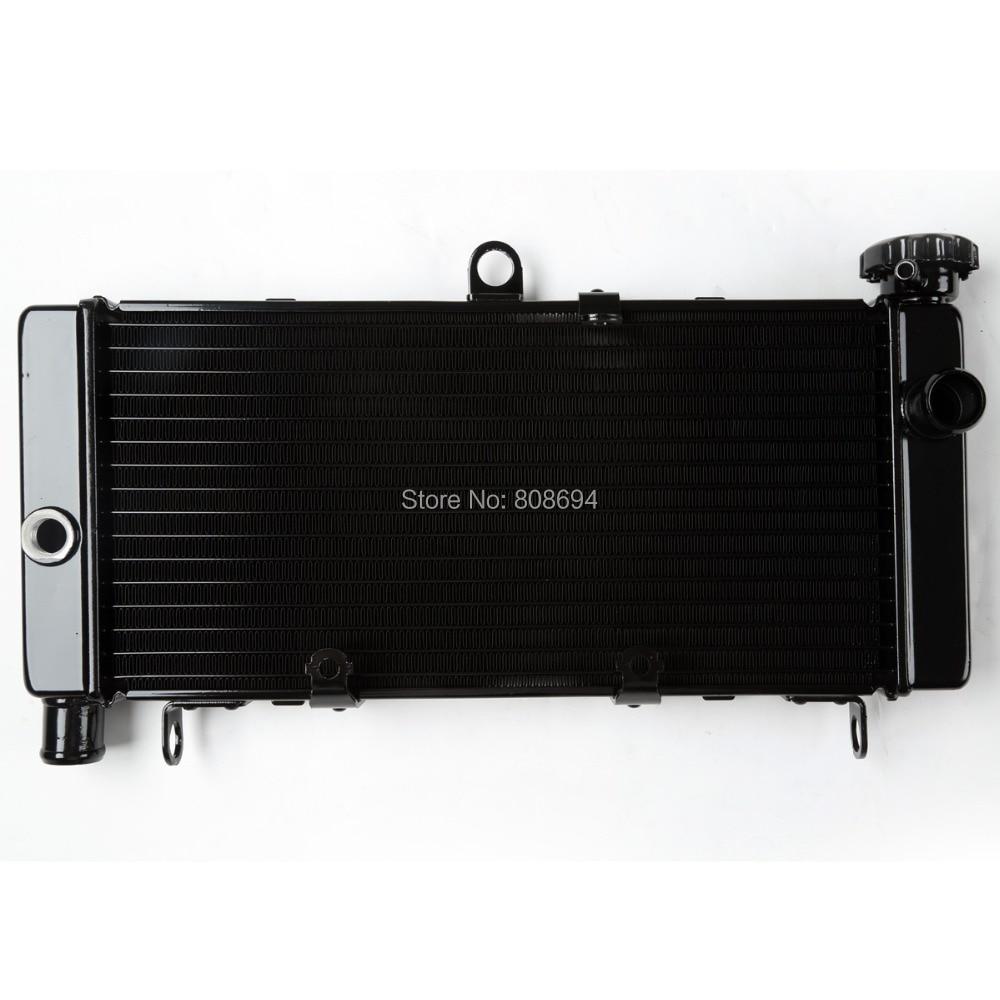 En aluminium Radiateur Refroidisseur De Refroidissement Système Pour Honda CB600 CB 600 F Hornet 1998-2005 00 01 02 PC34 CB600 CB 600 HORNET600 2006-2007